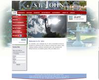 City of St. John, Kansas